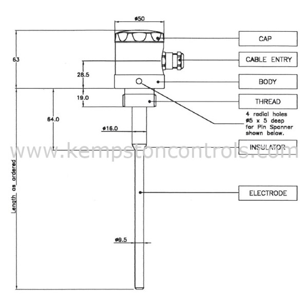 Other - 6912211000 - Temperature Probes
