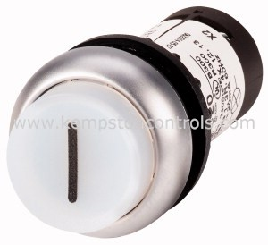 Eaton - C22-DLH-W-X1-K10-120 - Pushbuttons