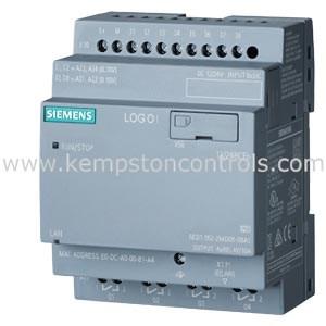 Siemens 6ED1052-2MD08-0BA1 PLC I/O Modules