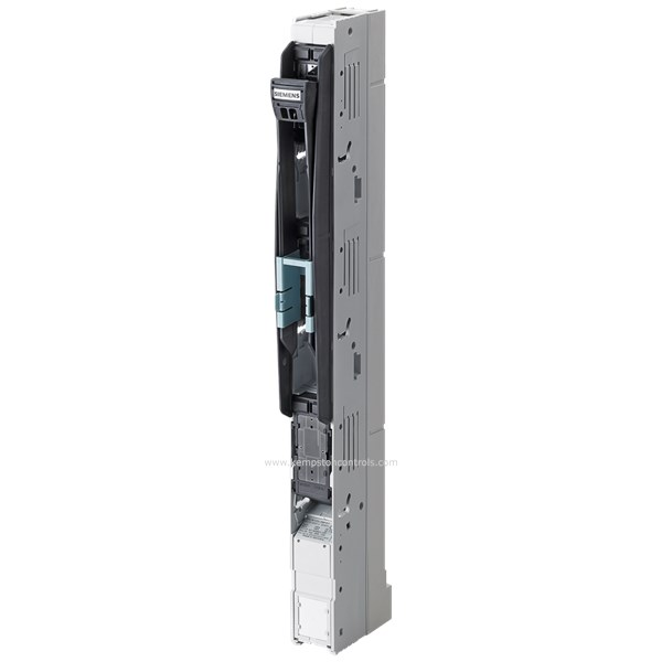 Siemens - 3NJ4103-3BF01 IN-LINE FUSE SWITCH DISCONNECTOR 3-POLE SELECTABLE,  SZ  00 I=160 A, U=690 V AC FLAT TERMINAL M8 FOR CABLE LUG 1X 10-95 MM2