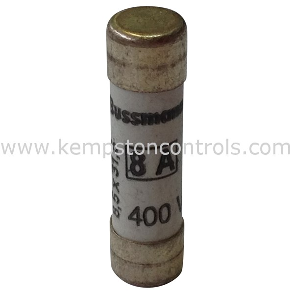 Bussmann C08G8 Cartridge Fuses