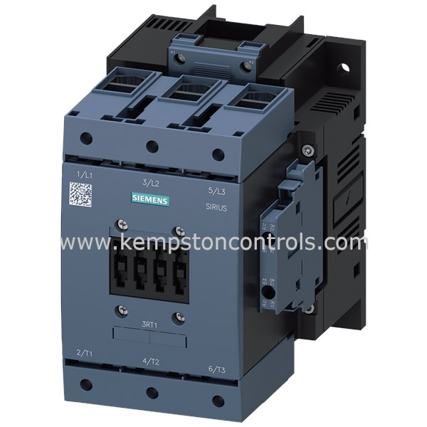 Siemens - 3RT1054-1AB36 - Electrical Contactors