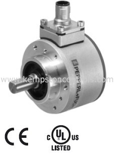 Pepperl + Fuchs - ENI58IL-S06SA5-4096UD1-RBE - Incremental Encoders