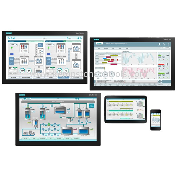 Siemens 6AV2107-0CA00-0BB0 SIEMENS SIMATIC WINCC SM@RT SERVER FOR