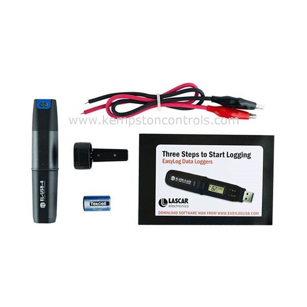 Lascar EL-USB-4 Data Acquisition