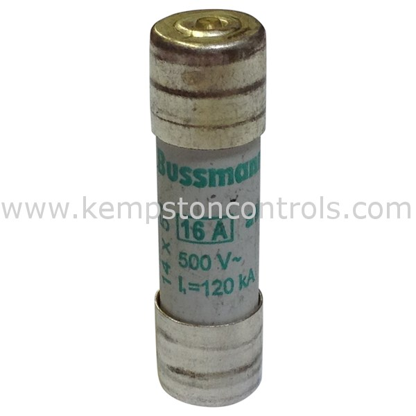 Bussmann - C14M16S - Cartridge Fuses