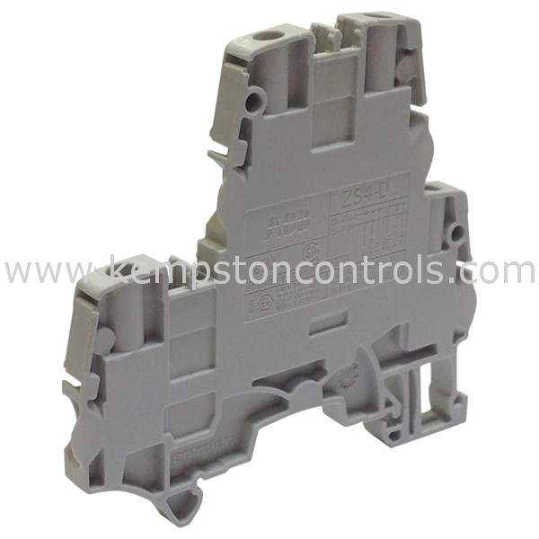 Entrelec - 1SNK505210R0000 - DIN Rail Terminal Blocks and Accessories