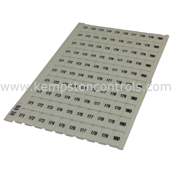 Entrelec - 0233 019.27 - Terminal Blocks, DIN Rail & Accessories