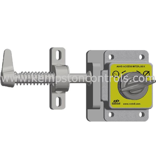 Castell - AI-HD-FSS-2-(0Q2) - Security Locks, Keys & Accessories