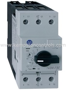 Allen Bradley 140M-F8E-C45 Motors and Motor Drives