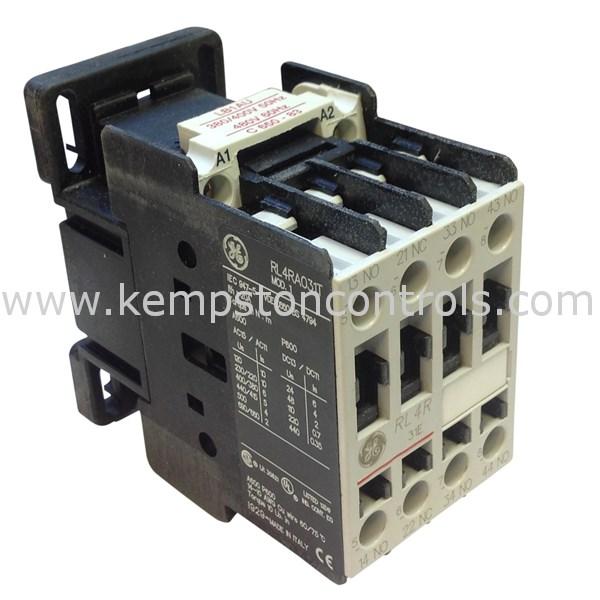GE RL4RA040TD Electrical Contactors
