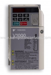 Yaskawa - CIMR-VC2A0004BAA - Inverter Drives