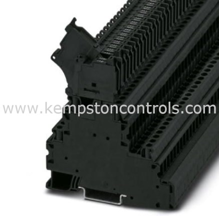 Phoenix - 3214366 CONTACT MODULAR TERMINAL BLOCK, UT 4-L/HESILED 24V, 5X20  FUSE, 30A, SCREW CONNECTION