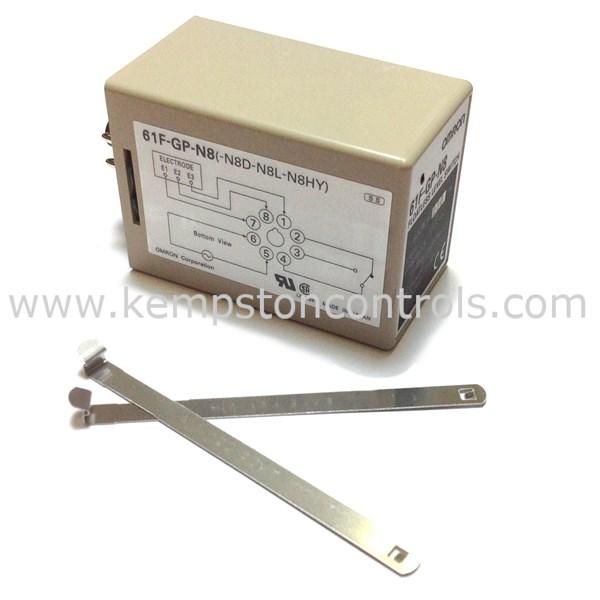 OMRON 61F-GP-N8 Datasheet