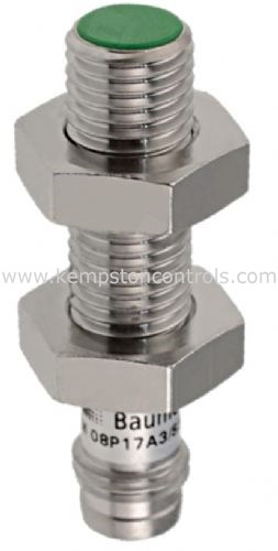 Baumer - IFRM 08P17A1/S35L - Proximity Sensors / Proximity Switches