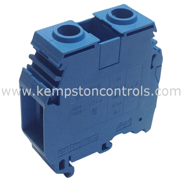 Entrelec - 0125 124.01 - DIN Rail Terminal Blocks and Accessories