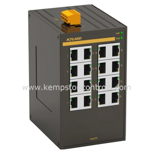 Kyland - OPAL20-E-16T-LV-LV - Network Hubs & Switches