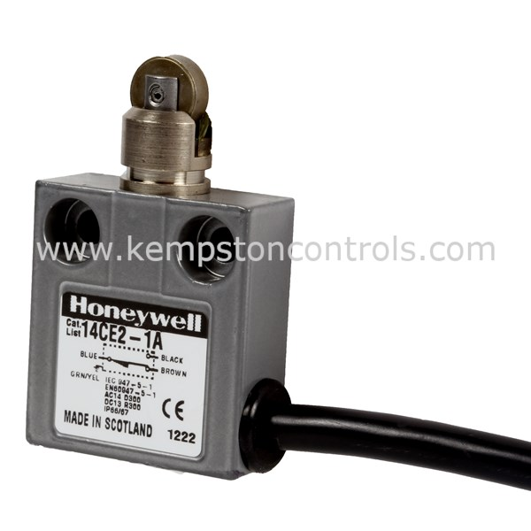 Honeywell 14CE2-1A Limit Switches