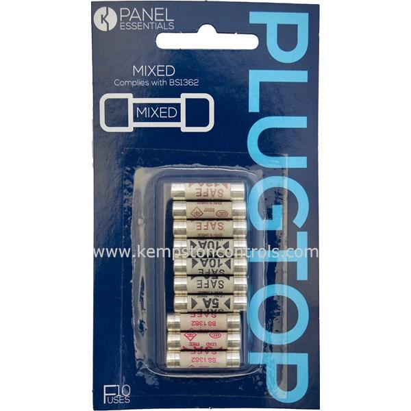 Panel Essentials - FSMIXED-BP10 - Fuse Kits