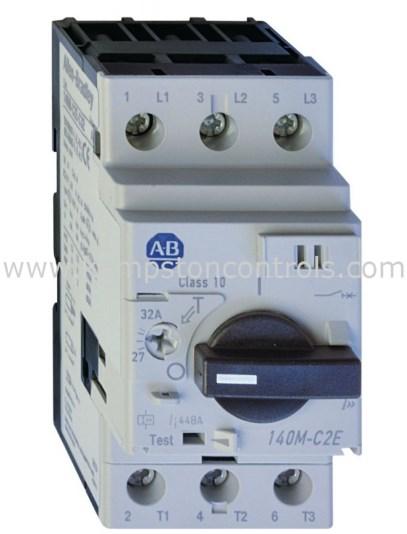 Allen Bradley 140M-C2E-B63 Motors and Motor Drives