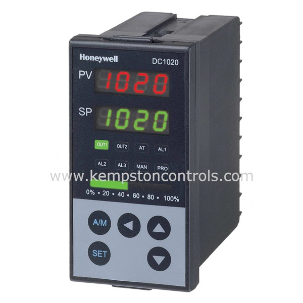 Honeywell Process Solution (PMC) DC1020CR-302-000-E-0 Temperature Controllers