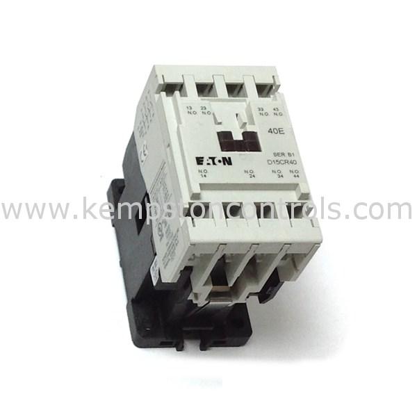 Eaton - Cutler Hammer - D15CR40A - Electromechanical Relays