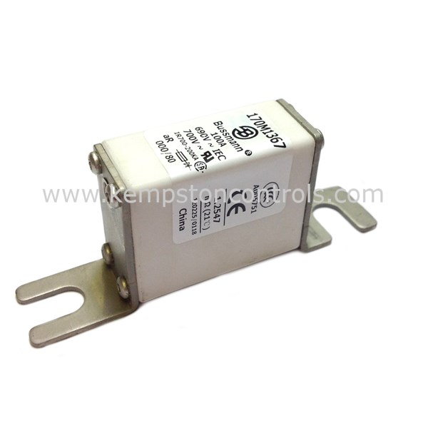 Bussmann - 170M1367 - Slotted Tag Fuses