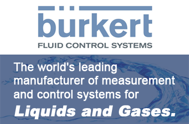 Burkert - Worlds leading manufacturer of measurement and control systems