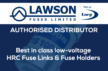 Lawson - Best in class low-voltage HRC Fuse Links & Fuse Holders