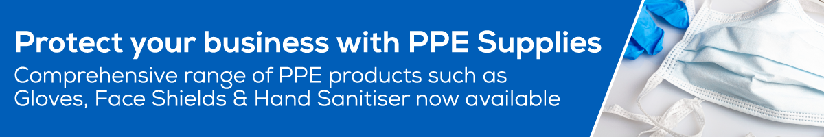 PPE Supplies Now Available