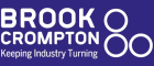 We work with Brook Crompton