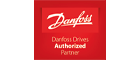 We work with Danfoss Drives
